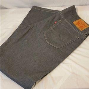 569 Levi Strauss Jeans Blue 36x34 NWOT